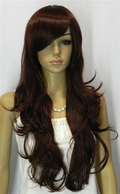 so i think havin a really long wig would be cool...just for fun :)