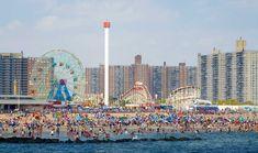 NYC: Dit moet je doen op Coney Island