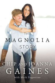 First book out soon from Chip & Jo Anna Gaines.