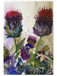 Flower Art, Art Ideas, Flowers, Painting, Art Floral, Painting Art, Paintings, Royal Icing Flowers, Painted Canvas