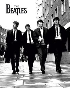 The Beatles, van de rock- en de popmuziek!