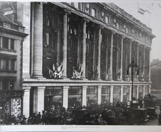 Selfridges London opens on 15 March 1909. 150,000 turn up to see the store