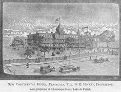 New Continental Hotel, Pensacola