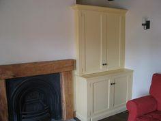 alcove units harpenden Cabinet Makers, Cupboards, Alcove, Armoire, Victorian, The Unit, Furniture, Home Decor, Closets