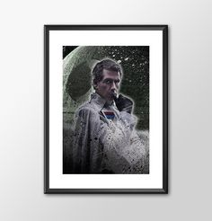 Rogue One Orson Krennic - Star wars inspired Print - BUY 2 Get 1 FREE by ShamanAlternative on Etsy