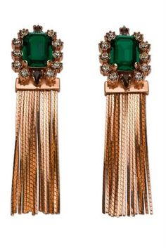 Mawi earrings - Esthétique et Conception: Jewellery: Rings, Earrings and Necklaces - Accessoires Fall 2011