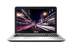 Asus F555LA-AB31 15.6-Inch Laptop (2.1 GHz Core i3-5010U Processor4 GB RAM500 GB Hard Drive Windows 10) Black