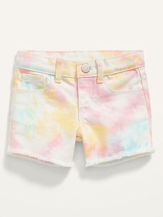 Saw this on Old Navy: Old Navy Toddler Girl, Toddler Girl Shorts, Kids Shorts, Shop Old Navy, Little Girl Fashion, Cute Baby Girl, Short Girls, Perfect Fit, Kids Outfits