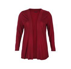 Damen-Shirtjacke, große Größen