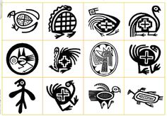GUARDAS CULTURA AGUADA - Buscar con Google Native American Animals, Native American Symbols, Native American Design, Native Design, Arte Tribal, Tribal Art, Doodles Zentangles, Mundo Hippie, Colombian Art