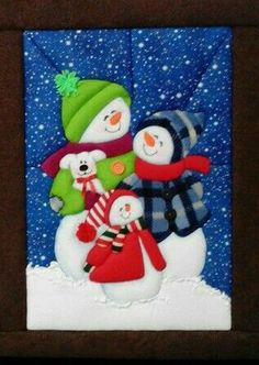 Quilting, Holiday Decor, Winter, Christmas, Tela, Log Projects, Holiday Ornaments, Slip On, Hipster Stuff