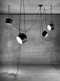 Flos-AIM R&E Bouroullec ....this is great!! minimal design | lighting design | LICHTSTUDIO EISENKEIL