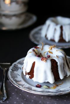 Gingerbread cakes by LaCuisine