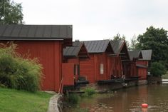 Porvoo Country Life, Finland, Cottage, Cabin, House Styles, Buildings, Travel, Dreams, Home Decor