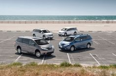 We Recently Took A Closer Look At Four Mobility Vans Based On The Chrysler Town Country Honda Odyssey And Toyota Sienna From Two Leading Industry