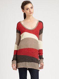 Ella Moss - Rhapsody Sweater Tunic - Saks.com