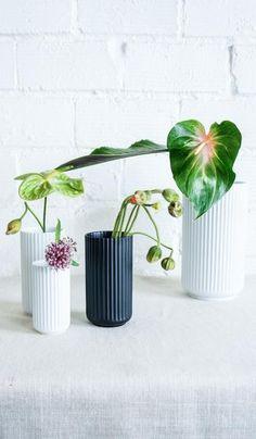 Lyngby Porcelain Vases