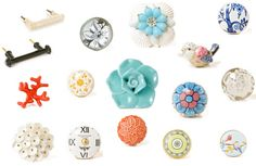 fancy drawer knobs