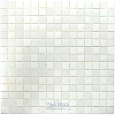 Vicenza Mosaico Glass Tiles | TRE-PURITY | Clarity | Tile > Glass Tile