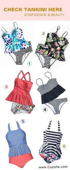 f92a1b231bb84b Inspire confidence and beauty! Dazzle and shine in these awesome swimsuits.  Pair the high