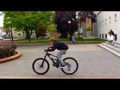 Rowerowy Chłopak - YouTube