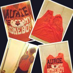 My new workout shirt....