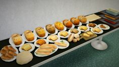the last batch for today; Bread - extracted food from debug mode, deco only, buyable. (also included, 2 bread pans and a dough) DownloadMade with Sims 4 Studio