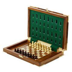 ShalinIndia- Scacchi magnetici in legno unico gioco da tavolo pezzi si libro scatola di legno ShalinIndia http://www.amazon.it/dp/B00ESE9PX2/ref=cm_sw_r_pi_dp_MBSQtb1HGG4YVESP