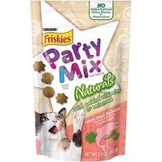 Friskies Natural Sensations Cat Treats - Salmon Flavor http://www.cleavercat.com/product-category/cats-treats/snacks/