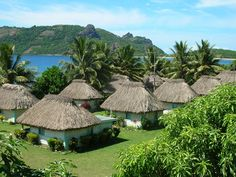 Wayalaila Resort in the Yasawa Islands, Fiji