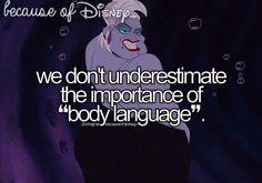 Because of Disney LOL