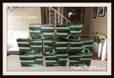 Urban Camo Buy 2 or more bars for Free Shipping by MadeByORiley