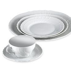 Vecchio White Dinnerware by Richard Ginori