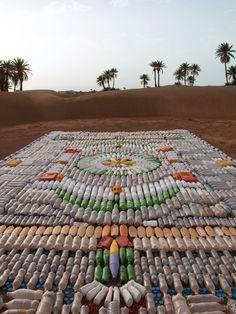 Bottle Carpet - WE MAKE CARPETS