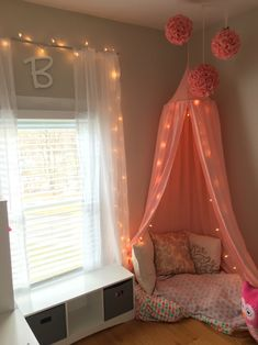 61 Best Ideas wall decoration for bedroom for teens gray Pink Bedroom Walls, Pink Bedroom Design, Pink Bedroom Decor, Pink Bedroom For Girls, Big Girl Bedrooms, Master Bedroom Interior, Pink Bedrooms, Little Girl Rooms, Teen Bedroom