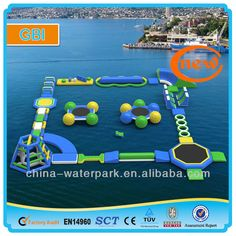 Popular giant inflatable water toys for sale $2000~$2500