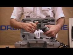Dremel 3000 - Manual y montaje - YouTube