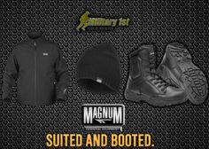 The Magnum Range At Military1st.co.uk