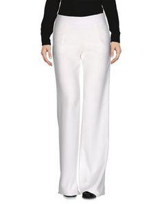 ALESSANDRO LEGORA Women's Casual pants White 10 US