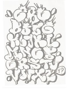 Graffiti Alphabet Letters A Z Tag Cool Photograph 01 - Graffiti Alphabet Letters AZ Tag Cool Graffiti Alphabet Letters Alphabet Graffiti Graffiti Alphabet Styles, Graffiti Lettering Alphabet, Graffiti Text, Graffiti Words, Graffiti Pictures, Best Graffiti, Tattoo Lettering Fonts, Graffiti Designs, Graffiti Characters