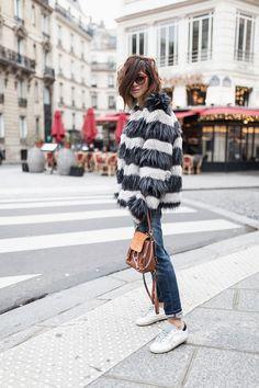 GUESS WHAT ? - Les babioles de Zoé : blog mode et tendances, bons plans shopping, bijoux Guess, Street Style, French Models, Winter Looks, Passion For Fashion, Fashion Models, Casual, Style Me, Personal Style