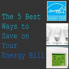 Easy Energy Saving & money saving tips