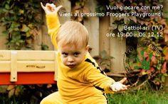 FrogMarketing Playground: Vuoi giocare con me? #froggers 06.12.12 TV