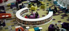 Hunt Library at NCSU Doesn't Have Books : News : University Herald