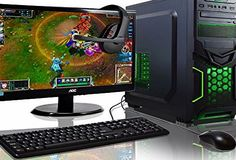 ADMI GAMING PC PACKAGE: Powerful Desktop Computer, 21.5 Inch 1080p Monitor, Keyboard, Mouse and Gaming He This complete Gaming PC package includes a high-performance desktop personal computer, built and configured by our technical team to the highest standard. A superb quality 21.5 inch widescreen Monitor http://www.comparestoreprices.co.uk/december-2016-week-1/admi-gaming-pc-package-powerful-desktop-computer-21-5-inch-1080p-monitor-keyboard-mouse-and-gaming-he.asp