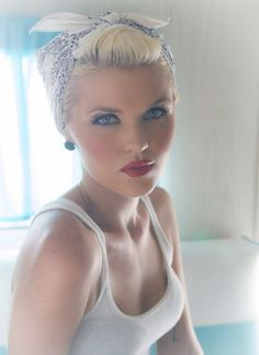 Rockabilly style / Makeup Idea