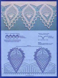 crochet patterns by hadasgk