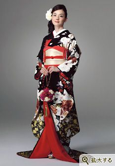 Furisode japanese traditional clothing more japanese clothing clothing