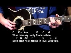 Can't Help Falling In Love – Elvis Presley – How To Play – Best Beginner Guitar Lessons. Check out 100's of free beginner guitar lessons at http://www.bestbeginnerguitarlessons.com