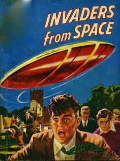 Invaders from Space 1965  Hiroshi Hayashi, Junko Ikeuchi, Ken Utsui, Koreyoshi Akasaka, Minako Yamada, Minoru Takada, Sachihiro Ohsawa, Sci-Fi, Shôji Nakayama